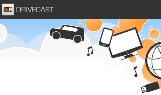 Con DriveCast riproduci i tuoi contenuti sul tuo Computer, smartphone, tablet, TV e in Automobile