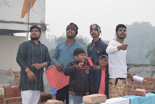 Jaunpur : जिले में हर्षोल्लास के साथ मना मकर संक्रांति का पर्व