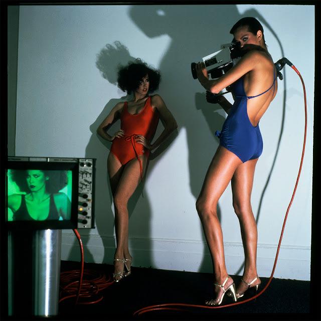 Chris von Wangenheim, photoshoot, Fashion, Beauty, 1970s, New York City
