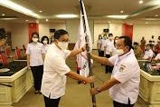 Steven Kandouw Lantik Robby Dondokambey Jadi Ketua PMI Minahasa