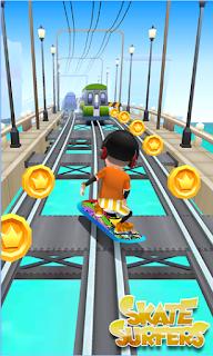 Game Skate Surfers App