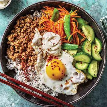 ما هو النظام الغذائي الكوري