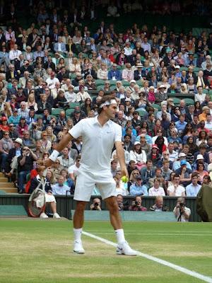 Federer vs Djokovic.