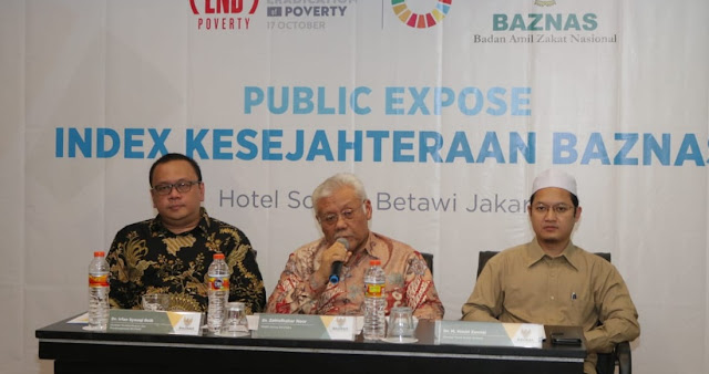 Zakat Funds Already Collected Rp. 8.1 trillion
