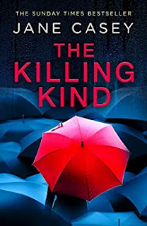Cover of The Killing Kind by Jane Casey