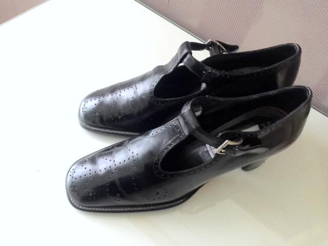 meine ältesten Schuhe - von Pollini