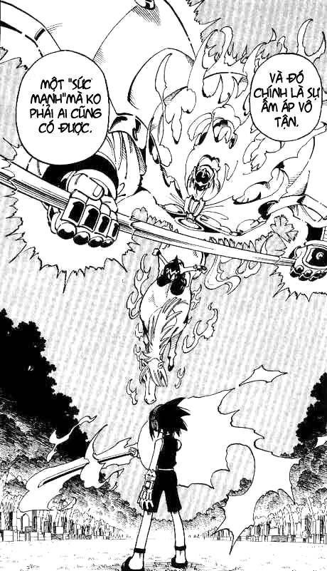 Shaman King [Vua pháp thuật] chap 63 trang 15