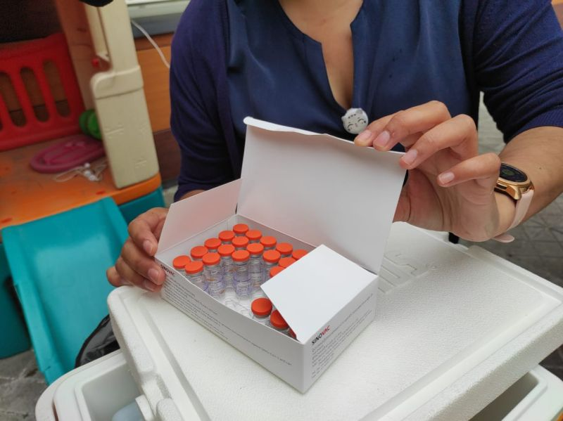 Puyehue: Calendario de vacunación contra Covid-19 e Influenza