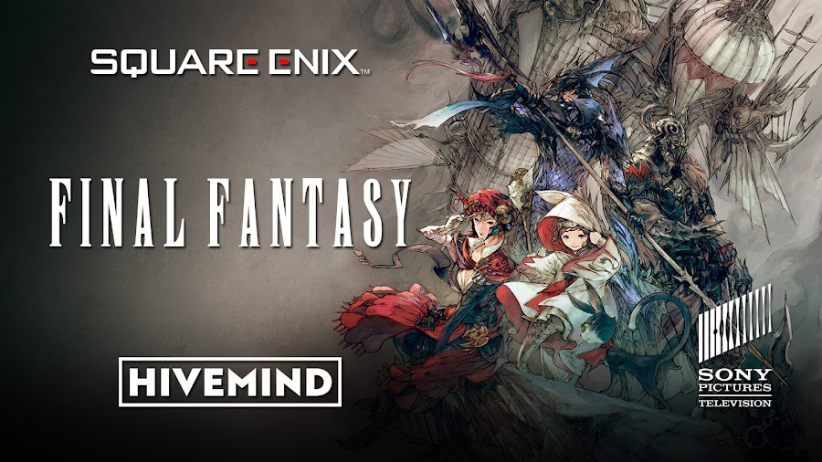 final fantasy live action tv show sony hivemind ffxiv square enix fantasy role playing