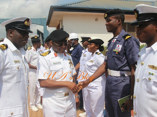 Stay Off Illicit Drugs, Navy Warn Officers