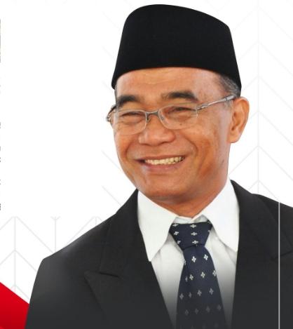 Menteri PMK Prof Muhadjir Effendy