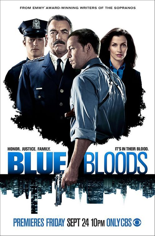 Blue Bloods Temporadas 1 a la 7 Dual Latino/Ingles 1080p/720p