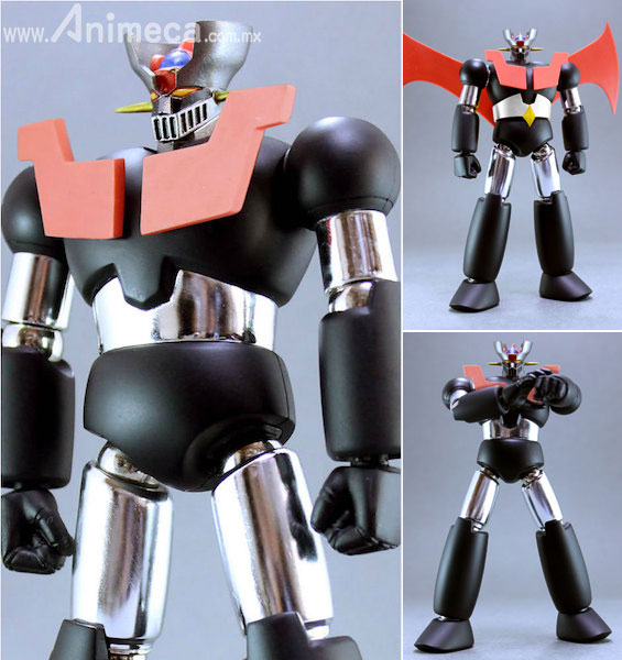 Figura Mazinger Z Dynamite Action GK! Limited No.2 Mazinger Edition Z The Impact!