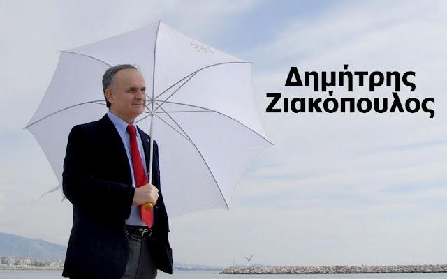 Δημ. Ζιακόπουλος: Περί της επερχόμενης κακοκαιρίας (στην Αττική το χιόνι θα φθάσει ως τις βάρκες)