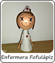 Enfermera fofulápiz