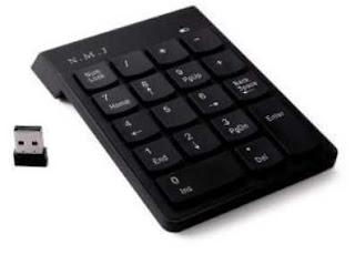 keypad numerik