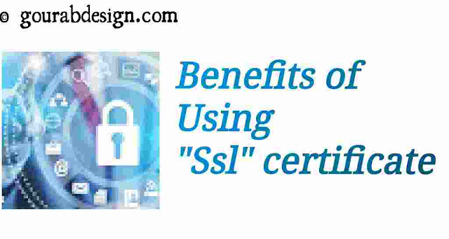 Benefits of Using SSL Certificate for Website SEO