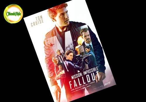 Mission: Impossible – Fallout 2018 Review Poster