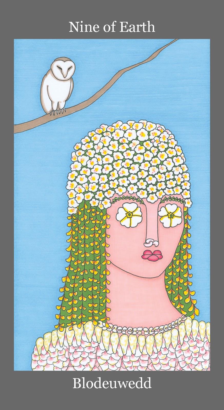 Goddess Tarot Decks: Medusa Coils: REVIEW: Dark Goddess Tarot
