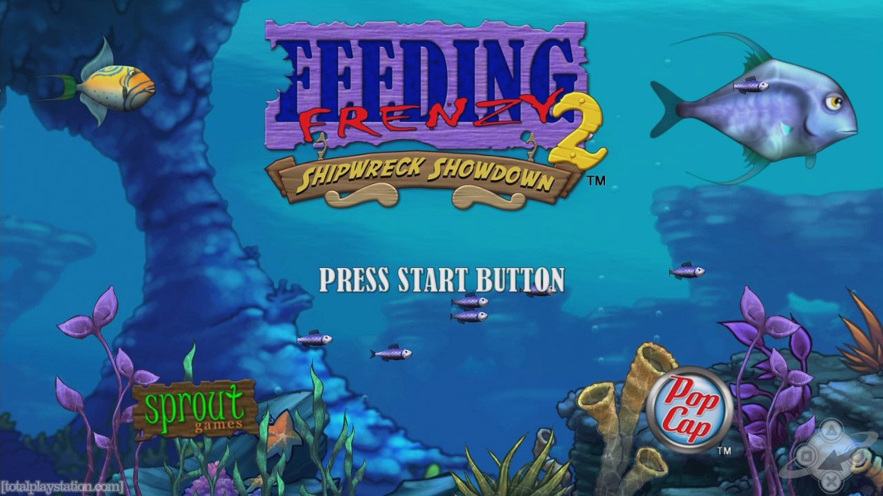 Feeding frenzy 2 download on games4win.