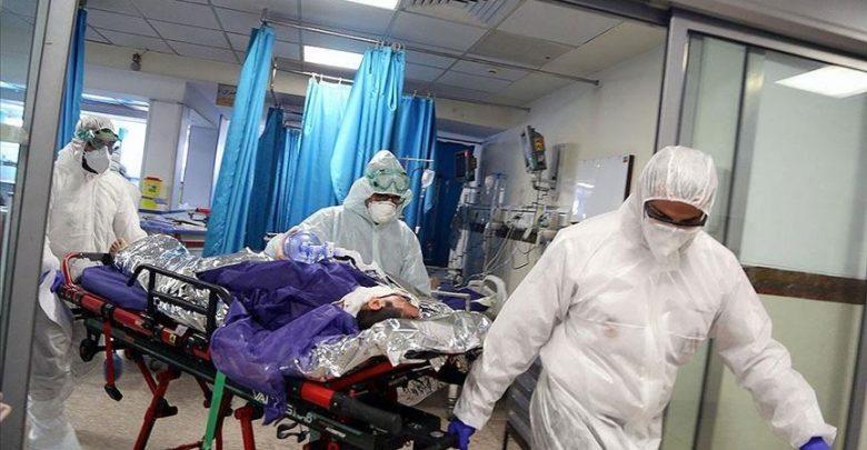 عدد وفيات كورورنا في ارتفاع مخيف و الحصيلة تصل إلى 955 حالة