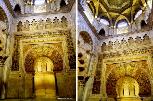 Mihrab da Mesquita de Córdoba