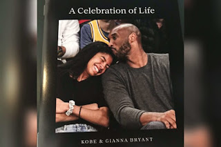 Live Stream Kobe Bryant and Daughter Celebration Of Life Memorial