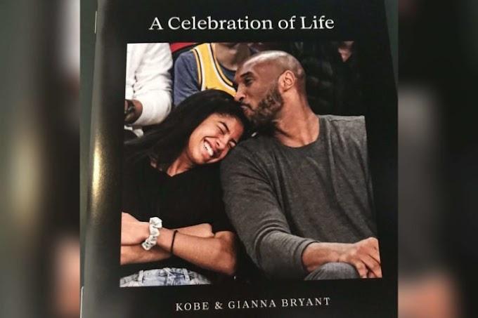 Live Stream Kobe Bryant and Daughter Celebration Of Life Memorial