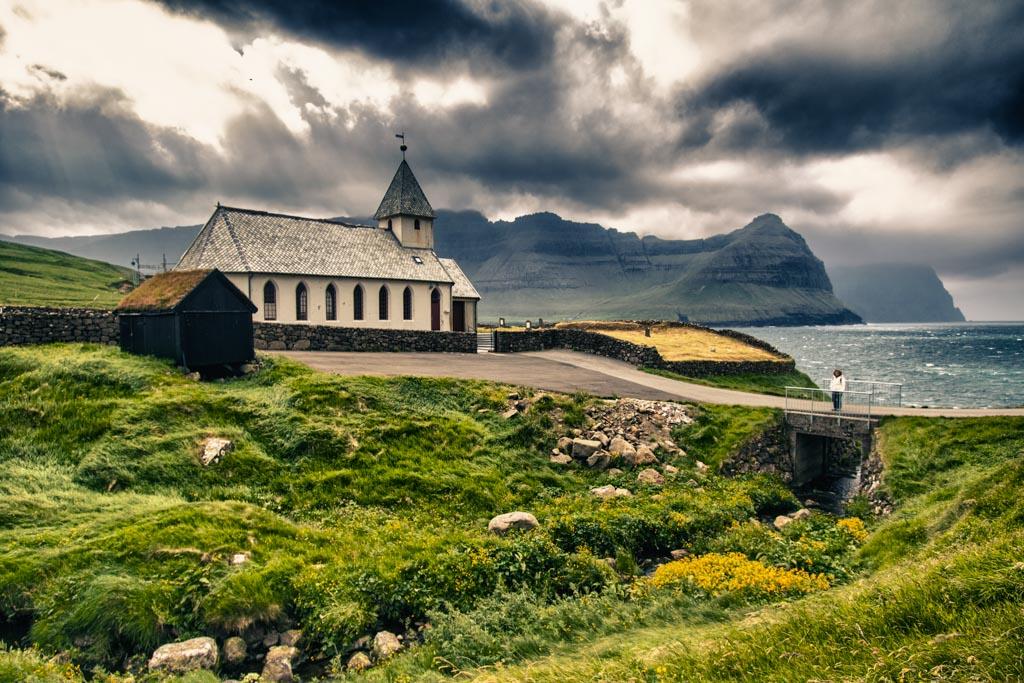 Chiesa di Viðareiði-Viðareiði church