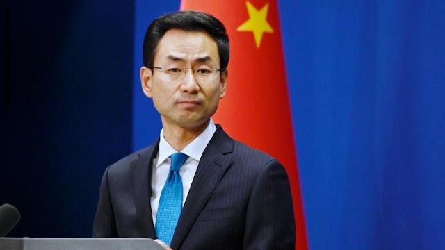 """مسؤول صيني: """"جيش أمريكا يحتمل أنه من جاء بفيروس كورونا للصين"""".. والخارجية تعلق"""