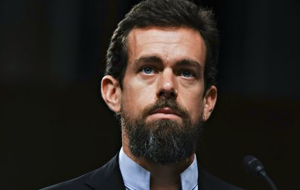 Twitter shares fall 6% as CEO Jack Dorsey testifies before Senate