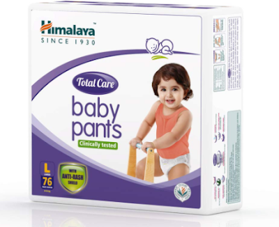 Himalaya care baby diaper pants cheap and best