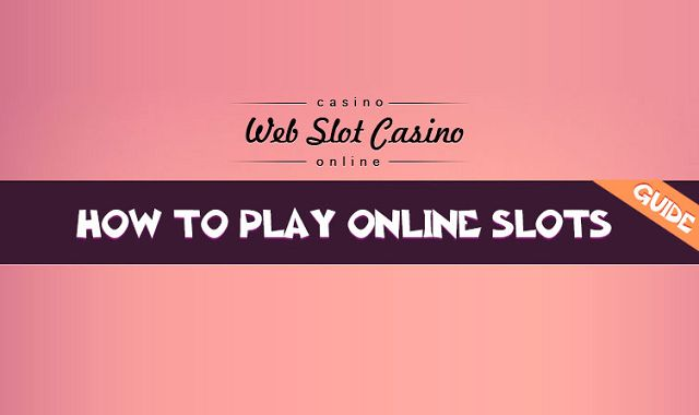 How to Play Slots Online Guide #infographic