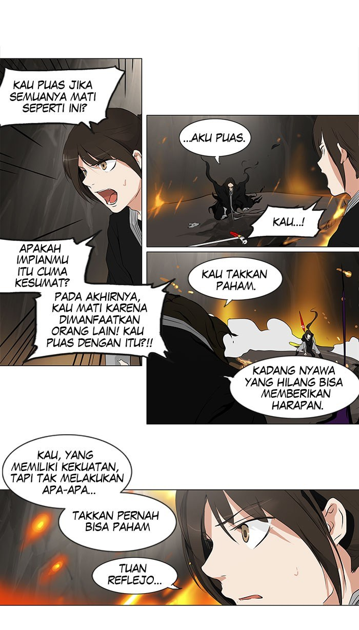 Tower of God Bahasa indonesia Chapter 185