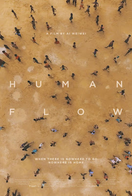 Human Flow - El documental sobre la crisis global de los refugiados - Poster