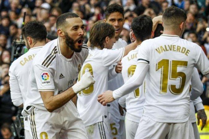 مباراة ريال مدريد ضد   ريال مايوركا