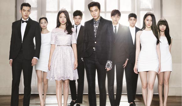 THE HEIRS SINOPSIS