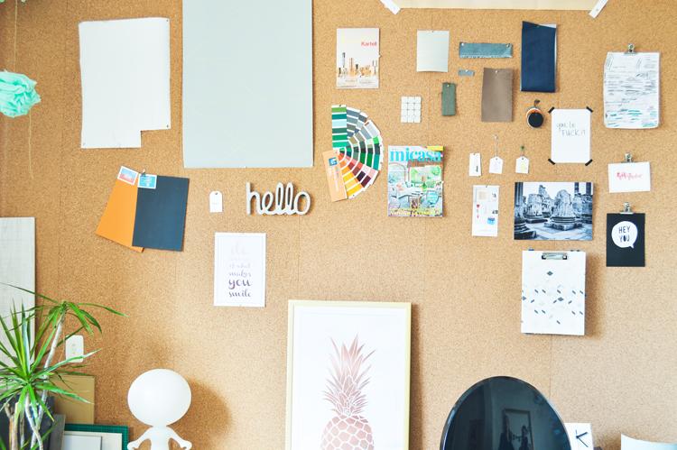 pared-de-corcho-estudio-oficina-leroy-merlin