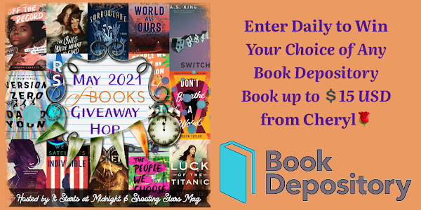 May 2021 Of Books 📚 Giveaway Hop