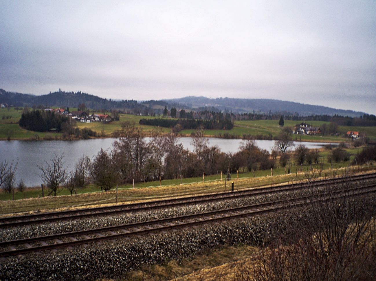 Ausflug Jochpass - Grüntensee #1