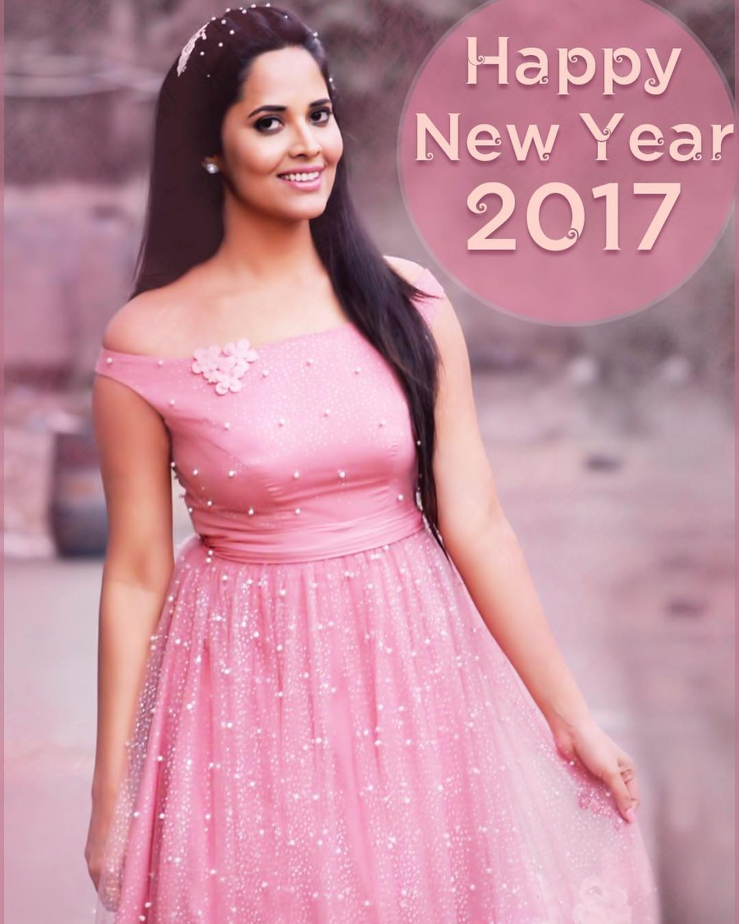 Anchor Anasuya Bharadwaj New Photos 2017