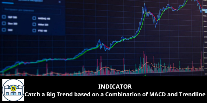 INDICATOR: Catch a Big Trend based on a Combination of MACD and Trendline