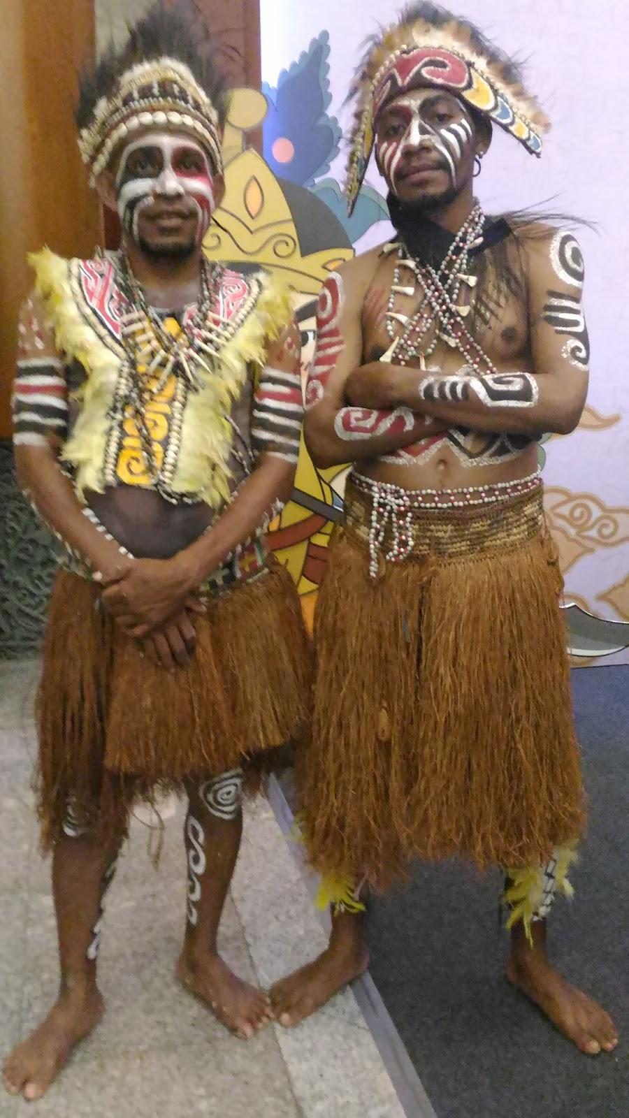 38 Top Baru Pakaian Adat Papua Hijab