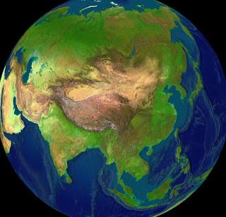 Αρχαίοι Έλληνες στο Θιβέτ