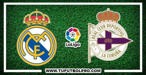 Ver Real Madrid vs Deportivo La Coruña EN VIVO Por Internet Hoy 10 de Diciembre 2016