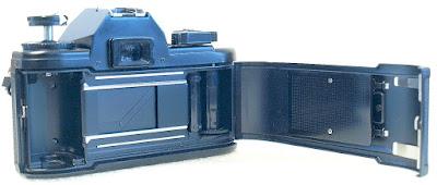 Nikon EM Black Body #158