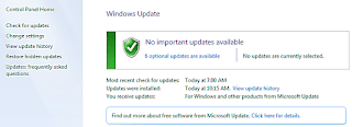 auto update windows 7