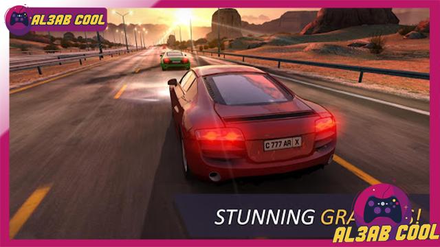 تحميل لعبة CarX Highway Racing MOD للأندرويد من الميديا فاير