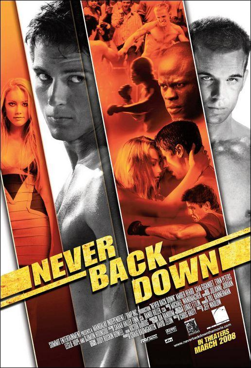 Download Never Back Down (2008) Full Movie in Hindi Dual Audio BluRay 480p [400MB]