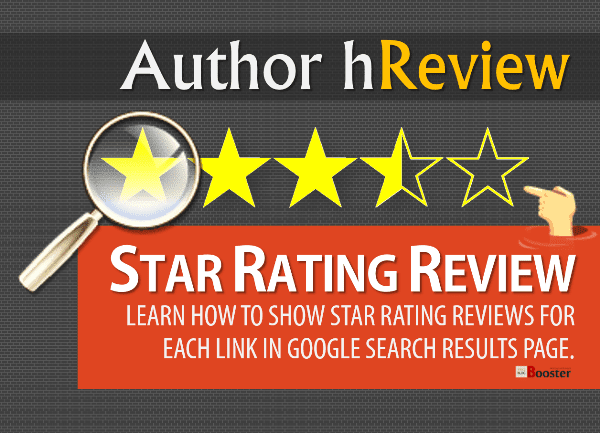 Get Star Rating Review In Google Search Results